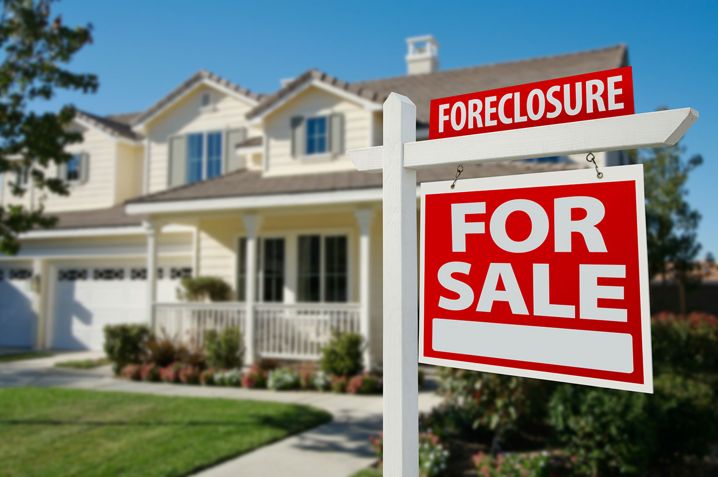 Monthly Foreclosure Sales