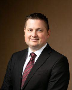 Lance Erickson - Associate Attorney